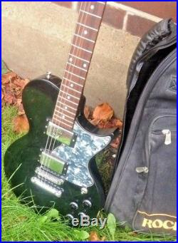 Japanese Fernandes Monterey Electric Guitar Good Condition & Nice Player Bargain