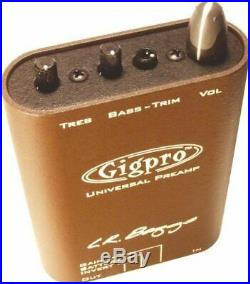 LR Baggs Gigpro Acoustic Guitar Preamp Gig Pro