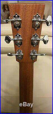 Larrivee OM-40 Acoustic Electric Guitar Made in USA LR Baggs Anthem mint