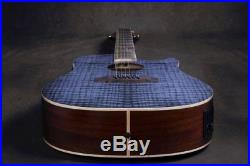 Lindo Zodiac 12-String electric Electro Acoustic Guitar with Preamp B-Stock