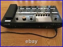 Line 6 Helix Floor. Good condition, home use only