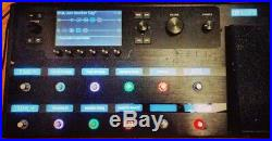 Line 6 Helix Floor Multi-Effects Unit with Variax cable