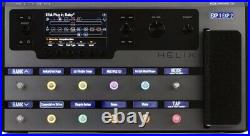 Line 6 Helix Guitar Multi-effects Floor Processor Limited Edition Space Gray