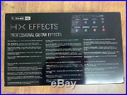 Line 6 Helix HX Effects Multi-effects guitar pedal