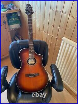 Line 6 Variax 700 Electric Acoustic Guitar Cash Pick Up Only