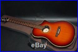 Line 6 Variax 700 SB 2000s ACOUSTIC ELECTRIC GUITAR original soft case used F/S