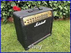 MARSHALL Combo AVT150 Guitar Electric Acoustic Amp Amplified With Pedal Block