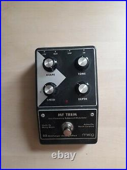 MOOG MF Trem Tremolo Guitar Effects Pedal RELISTED DUE TO NONPAYMENT