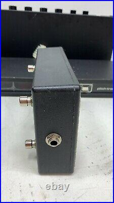 MXR Pitch Transposer 129 with Display Attachment & MXR 130 Reset selector Pedal