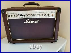 Marshall AS50-D 50W Acoustic Guitar Amp with Mic Input