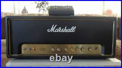 Marshall Origin 50 Watt Head in Good Condition Inc. Footswitch and power lead