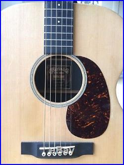 Martin 000X1AE Acoustic Electric Guitar withpickup (Incl. Soft Bag & Capo)