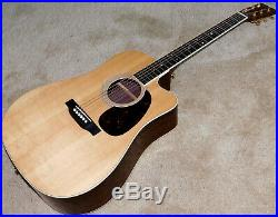 Martin Custom DC-MMVE Dreadnought Acoustic/Electric Guitar2016Free Shipping
