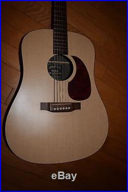 Martin DXME Acoustic Electric Guitar with Gig Bag International Shipping