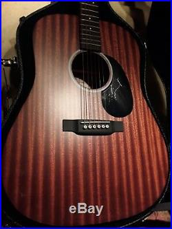 Martin Drs1 Road Series Acoustic Electric Guitar With Case & Shipping Box