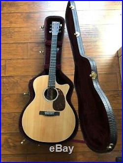 Martin G-Series GPCPA4R Rosewood Acoustic Electric Guitar