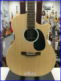 Martin GPCX1AE 20th Anniversary Acoustic Electric Guitar