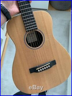 Martin LX1E, Electric Acoustic Guitar, Lightly Used Re-listed