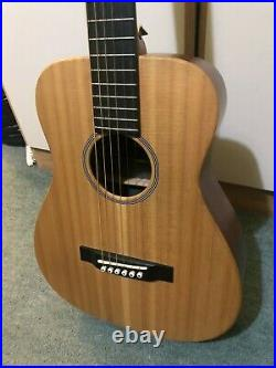 Martin LX1E Little Martin Acoustic Electric Guitar