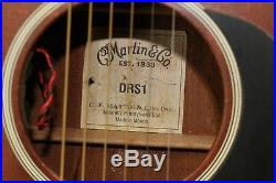 Martin Road DRS1 Dreadnought Acoustic/Electric Guitar withHard Case REPAIR NEED