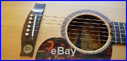 Maton Acoustic Electric Guitar SRS70C Mint Condition Solid Timbers