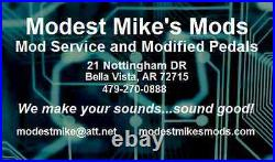 Modest Mike's Line 6 DL4 with Ultimate Expression Mod