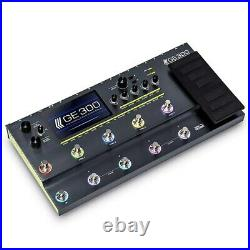 Mooer Audio GE 300 Amp Modeling Synth Multi Effects FX Guitar Effects Pedal
