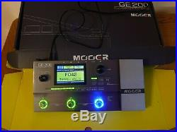 Mooer GE 200 Amp Modelling & Multi-Effects Pedal