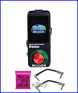 Mooer RADAR Speaker Simulator Guitar Effects Pedal-With Power Supply-Mac Support