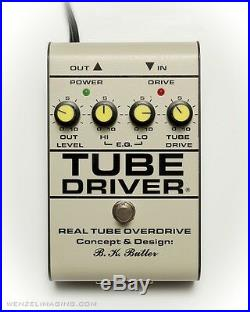 NEW! TUBE DRIVER -$30 OFF Covid Relief Sale-$269 The Original By BK BUTLER