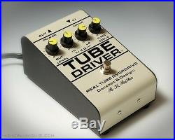 NEW! TUBE DRIVER -$40 OFF Sale-$269 The Original By BK BUTLER