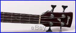 New Ibanez PCBE12MH Grand Concert Acoustic Electric Bass Guitar All Mahogany