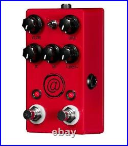 New JHS Andy Timmons Plus Channel Overdrive Distortion Guitar Pedal AT+