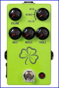 New JHS Clover Preamp Guitar Effects pedal