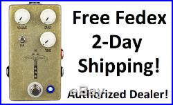 New JHS Morning Glory V4 Overdrive Guitar Effects Pedal