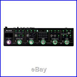 New Mooer Black Truck Multi Effects Strip Guitar pedal with Case