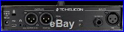 New Open Box TC Helicon Play Acoustic Vocal and Acoustic Guitar Effects Pedal