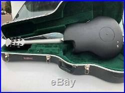 Ovation CC54I Acoustic Electric Guitar with Hard Shell Case