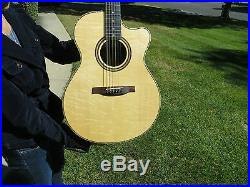Prs Private Stock Angelus Acoustic Electric Guitar BRAZILIAN Rosewood 2010