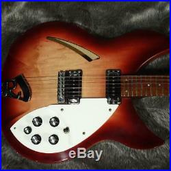 Rickenbacker 330 Firglo / Semi-Acoustic Electric Guitar with HC made in 1999 USA