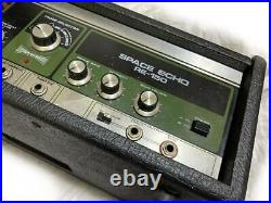 Roland RE-150 Space Echo Reverb Tape Echo System Vintage 1970's