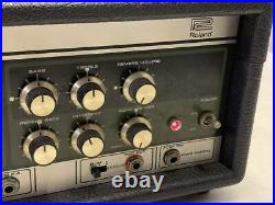 Roland RE-201 Space Echo Reverb Tape Echo System Vintage 1970's