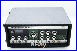 Roland RE-201 Space Echo Vintage Tape Delay Machine from Japan Exc+ #81028A