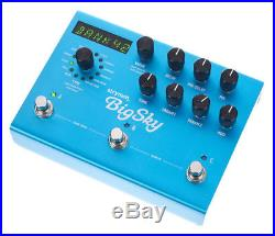 STRYMON Big Sky Reverb Unit BRAND NEW Guitar Effect Pedal with FREE PICK