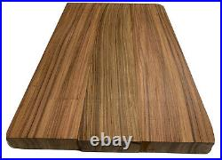 Santos Rosewood Guitar Body Blanks- 4 Pieces Joined, 21 x 14 x 2 FREE SHIP
