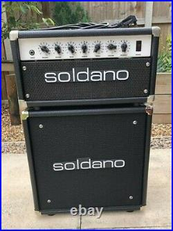 Soldano Astroverb 16 1990s All Valve Stack In Great Condition