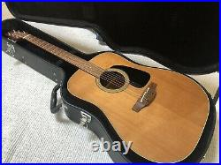 Takamine P1D Electric Acoustic Guitar