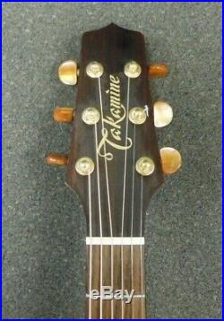 Takamine P3NC Acoustic Electric Guitar in Hard Case