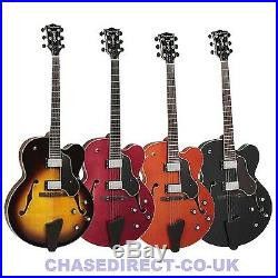 Tanglewood Electric Guitar TSB49 Jazz Semi Acoustic Deep Body Archtop RRP £449