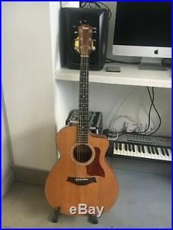 Taylor 114ce Acoustic Electric Guitar, great condition, barely used